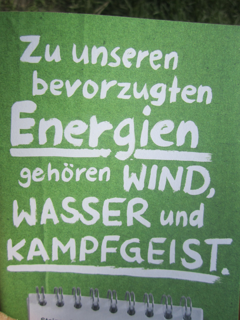 unsere Energie